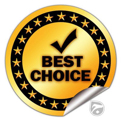 انتخاب بهترین انتخاب
