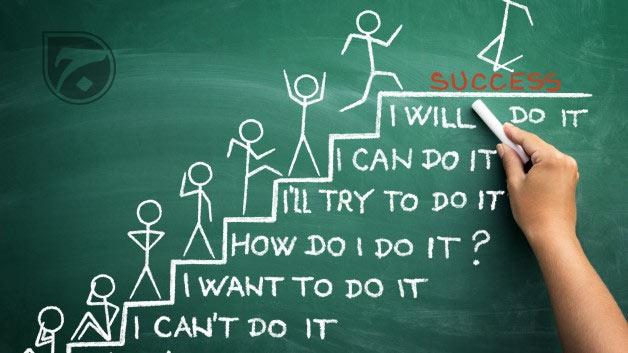 کجای پله های پیشرفت هستی؟